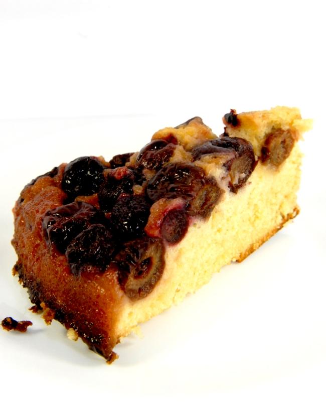 recette gâteau à la cerise 2
