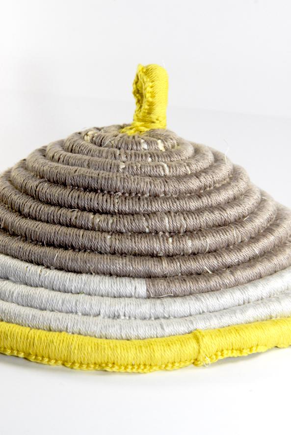 DIY chapeau à plats 1