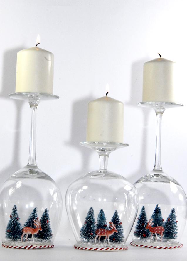 Bien-aimé Noël sous verre… | Dans Mon Bocal UB22