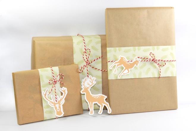 free printable christmass paper wrap 5