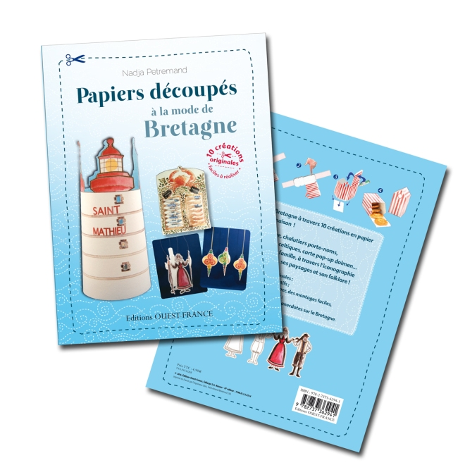 livre papier découpés à la mode de Bretagne 4