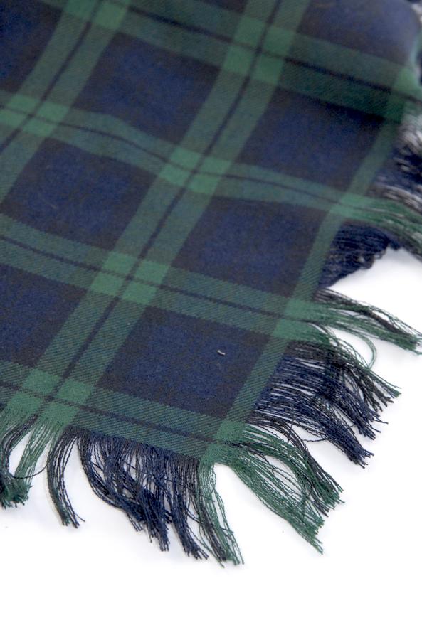 écharpe plaid ecossaise 4