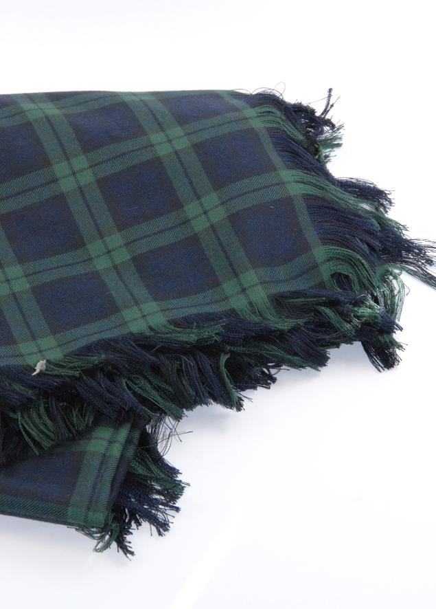 écharpe plaid ecossaise 5