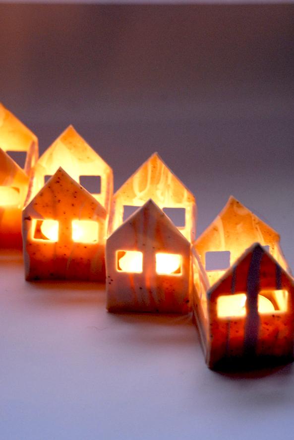 DIY photophore maison 1