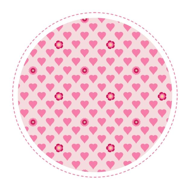 free printable valentine paper wrap