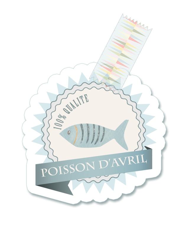 gratuit à imprimer poisson d'avril free printable fish