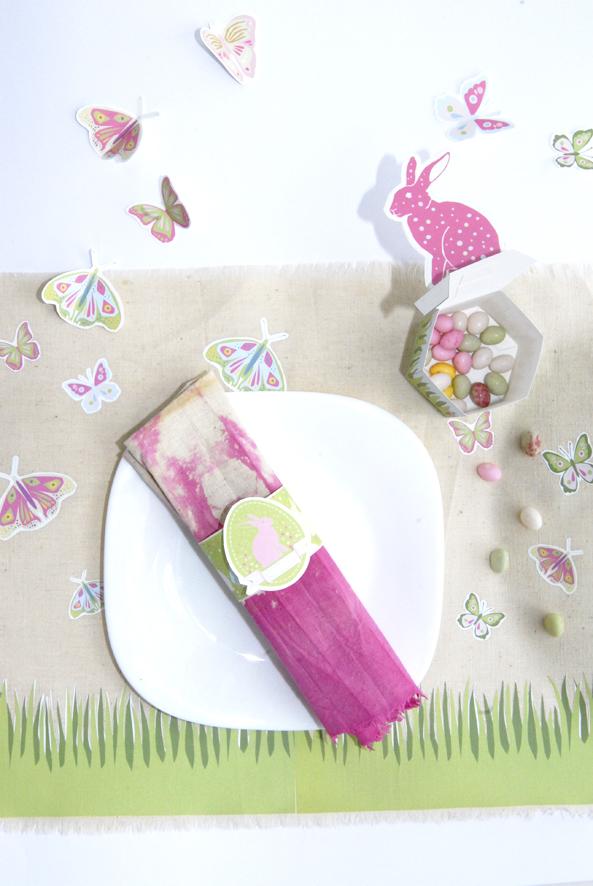 gratuit set de table pour pâques à imprimer free printable easter decoration 5