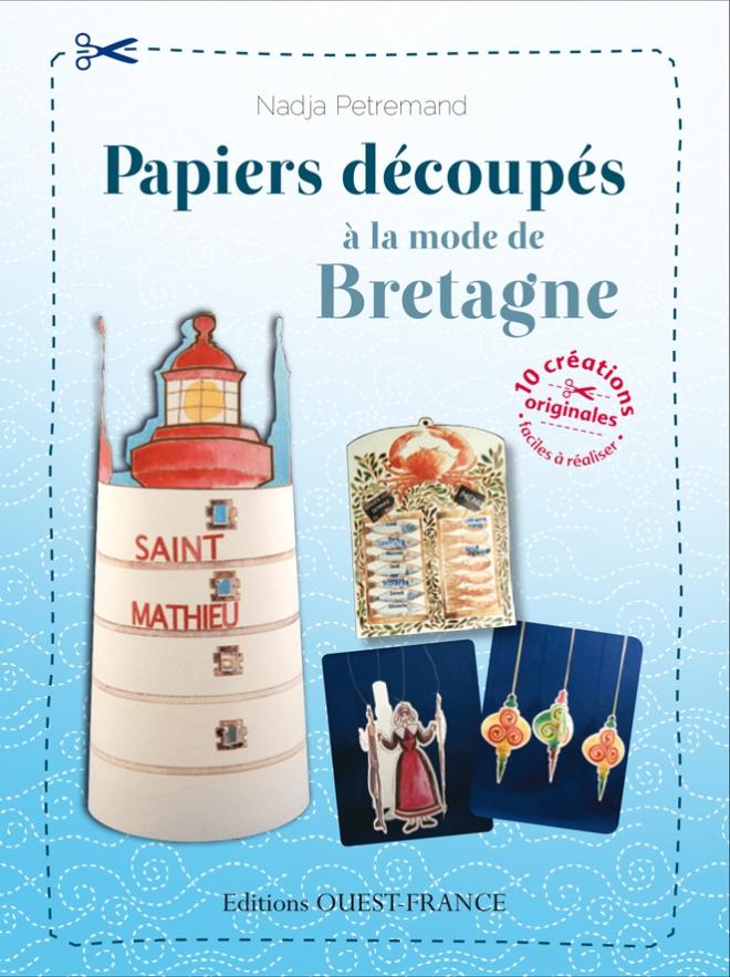 papiers découpés a la mode de Bretagne