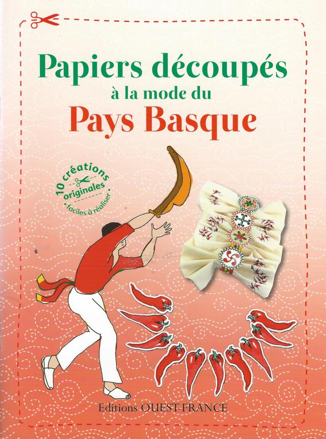papiers découpés à la mode du pays basque 1
