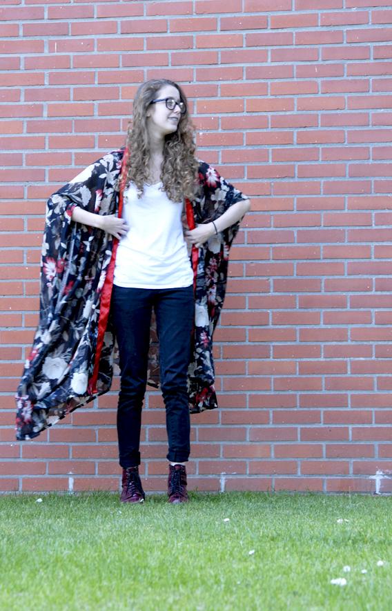 tuto kimono en mousseline 12