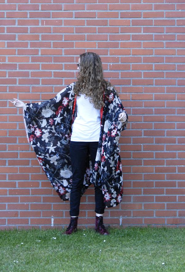 tuto kimono en mousseline 13