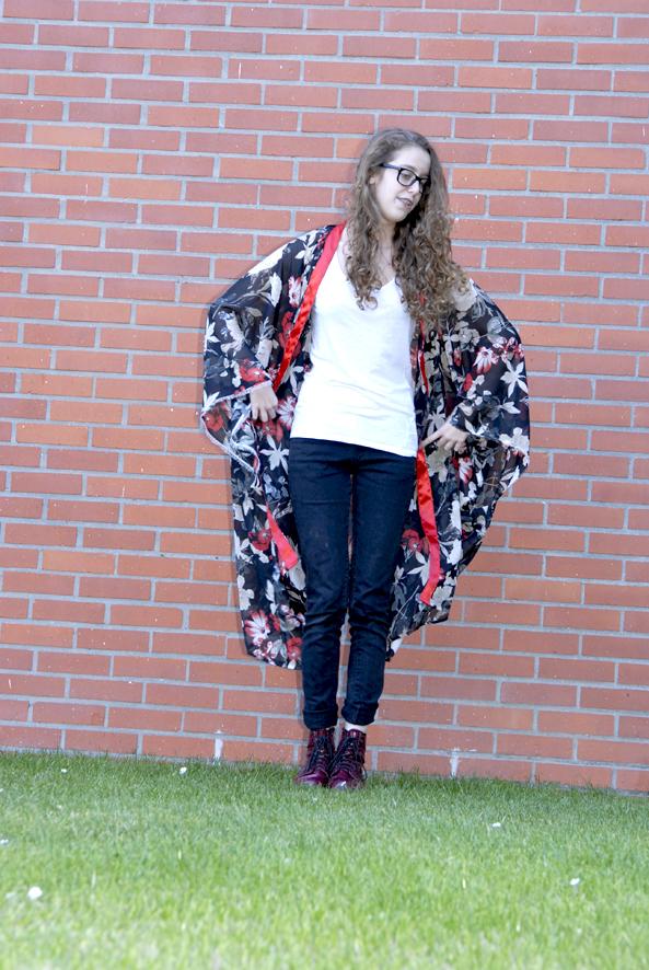 tuto kimono en mousseline 2