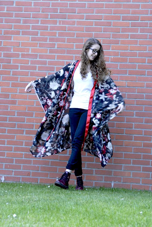 tuto kimono en mousseline 3