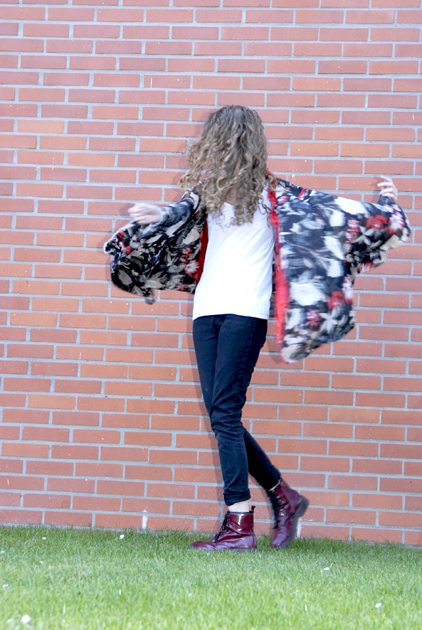 tuto kimono en mousseline 4