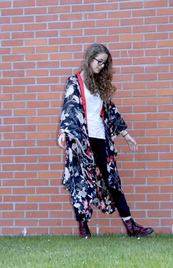 tuto kimono en mousseline 6
