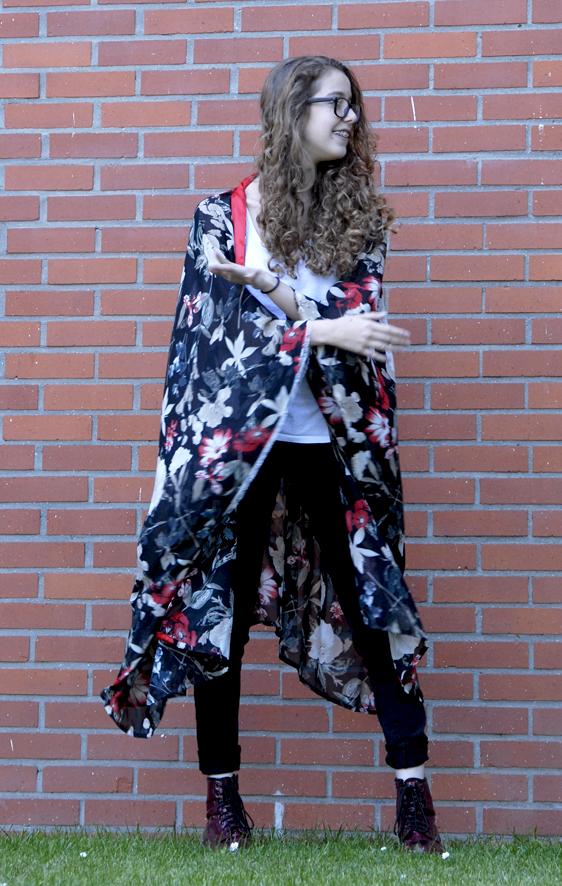tuto kimono en mousseline 7