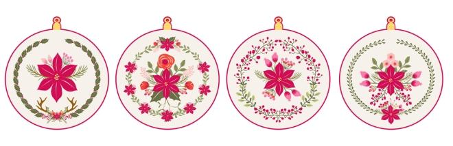 gratuit-etiquette-de-noel-a-imprimer-motif-fleur-de-poinsettia-free-printable-christmas-label-tag