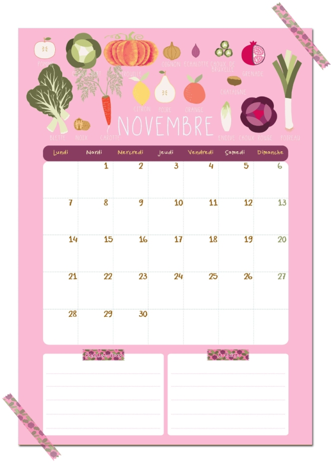 gratuit-calendrier-novembre-free-printable-calendar-illustration