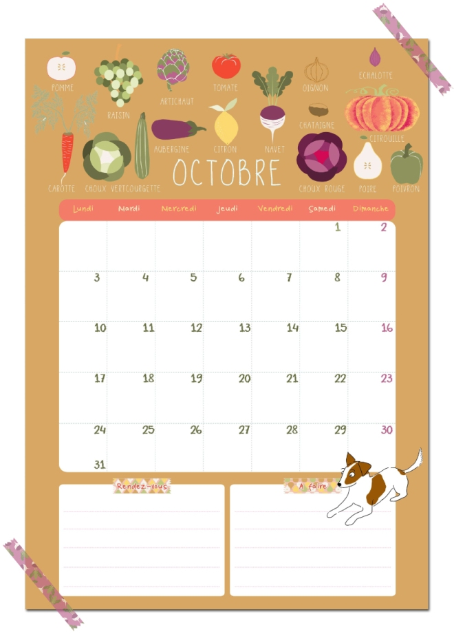 gratuit-calendrier-octobre-free-printable-calendar-illustration