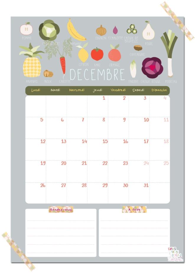 gratuit-calendrier-decembre-free-printable-calendar-illustration
