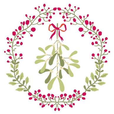 bouquet-de-gui-dans-couronne-de-baies