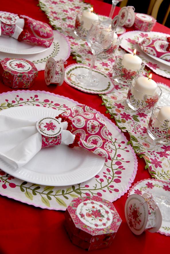 decoration-de-table-de-noel-motif-poinsettia-4