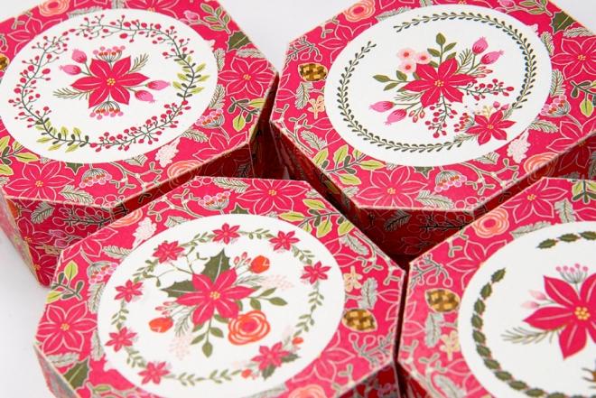 gratuit-boite-poinsettia-hexagonale-free-printable-christmass-box-1