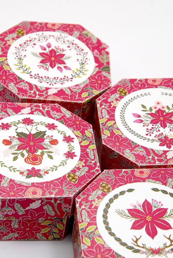 gratuit-boite-poinsettia-hexagonale-free-printable-christmass-box-2