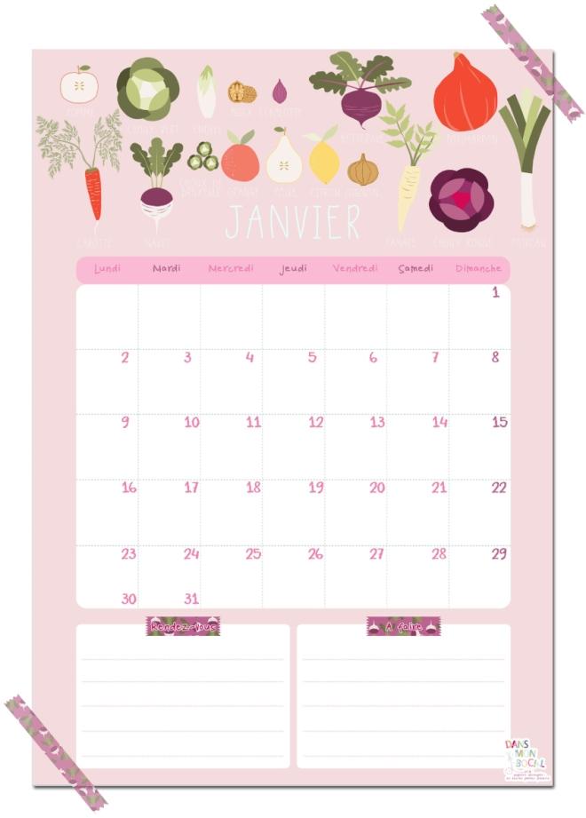 gratuit-calendrier-janvier-free-printable-calendar-illustration