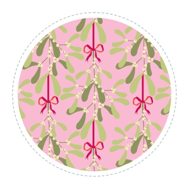 motif-gui-bouquet-fond-rose