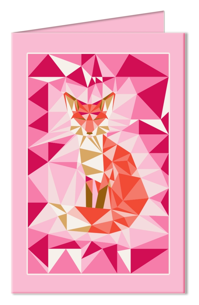 free-printable-card-gratuit-carte-a-imprimer-geodesic-fox-rose-copie